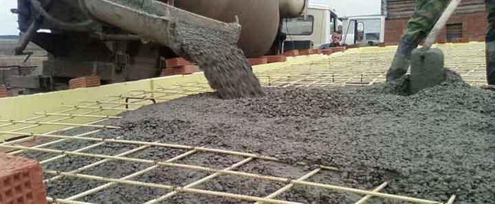 живучесть бетонной смеси время